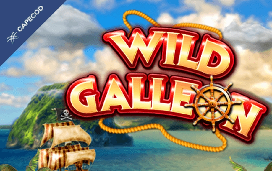 The Wild Galleon Online Slot Demo Game by Capecod Gaming