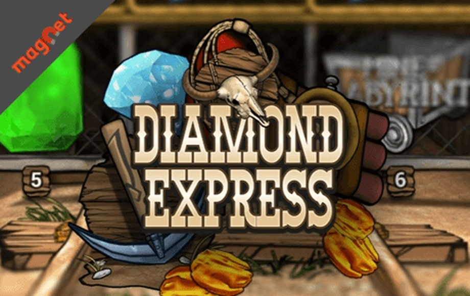 The Diamond Express Online Slot Demo Game by Magnet Gaming