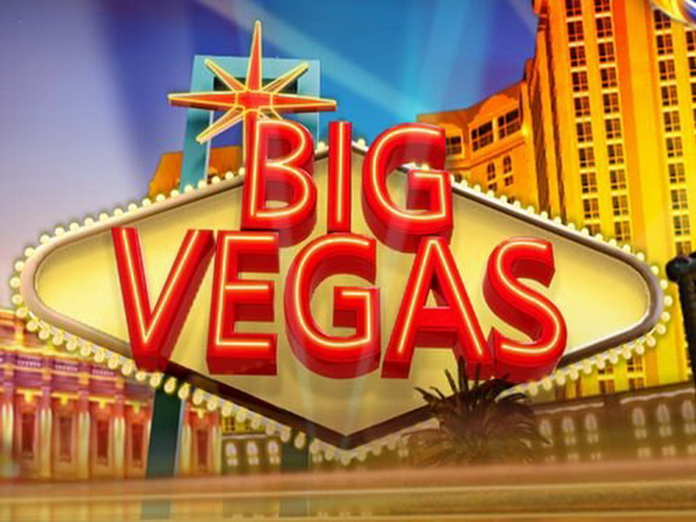 The Big Vegas Online Slot Demo Game by Concept Gaming