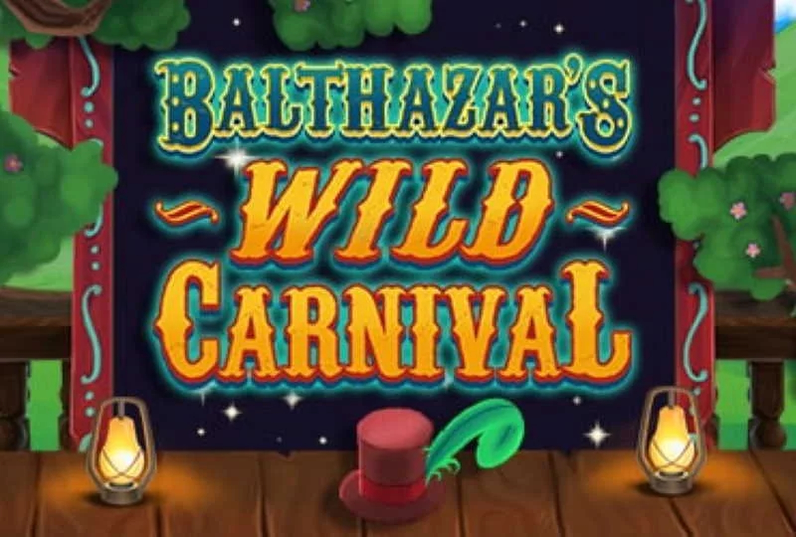 The Balthazar's Wild Carnival Online Slot Demo Game by CORE Gaming