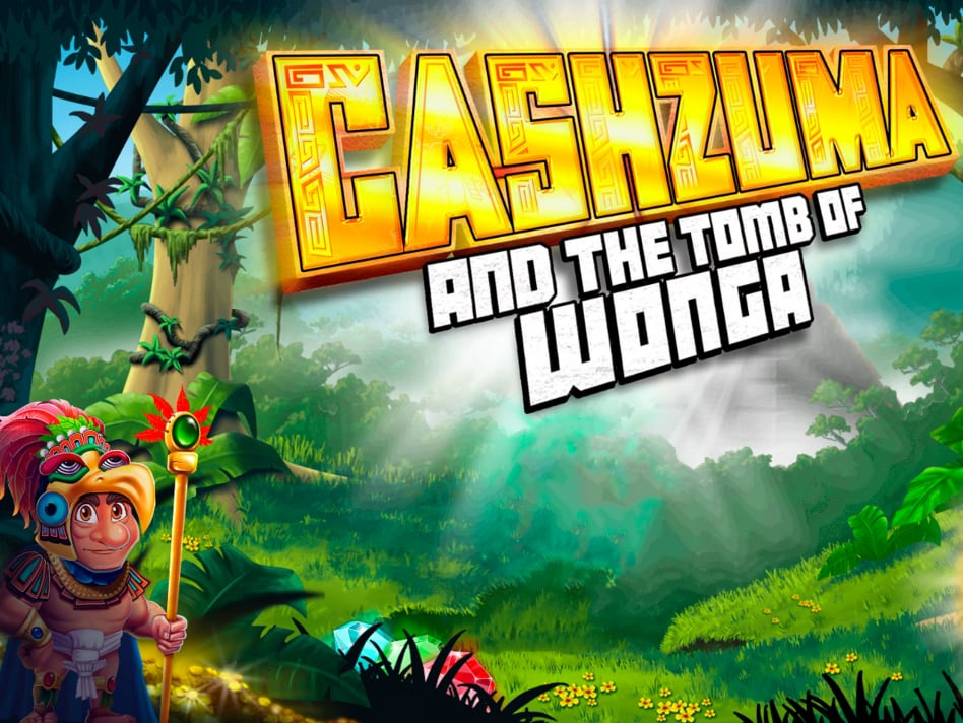The Cashzuma Online Slot Demo Game by CORE Gaming