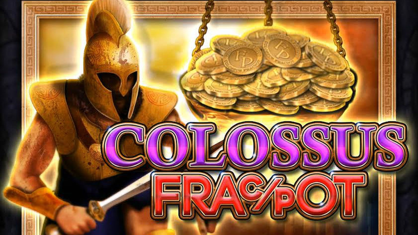 The Colossus Fracpot Online Slot Demo Game by CORE Gaming