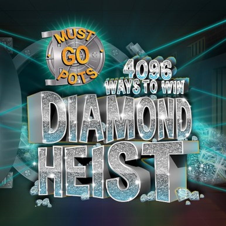 The Diamond Heist Online Slot Demo Game by CORE Gaming
