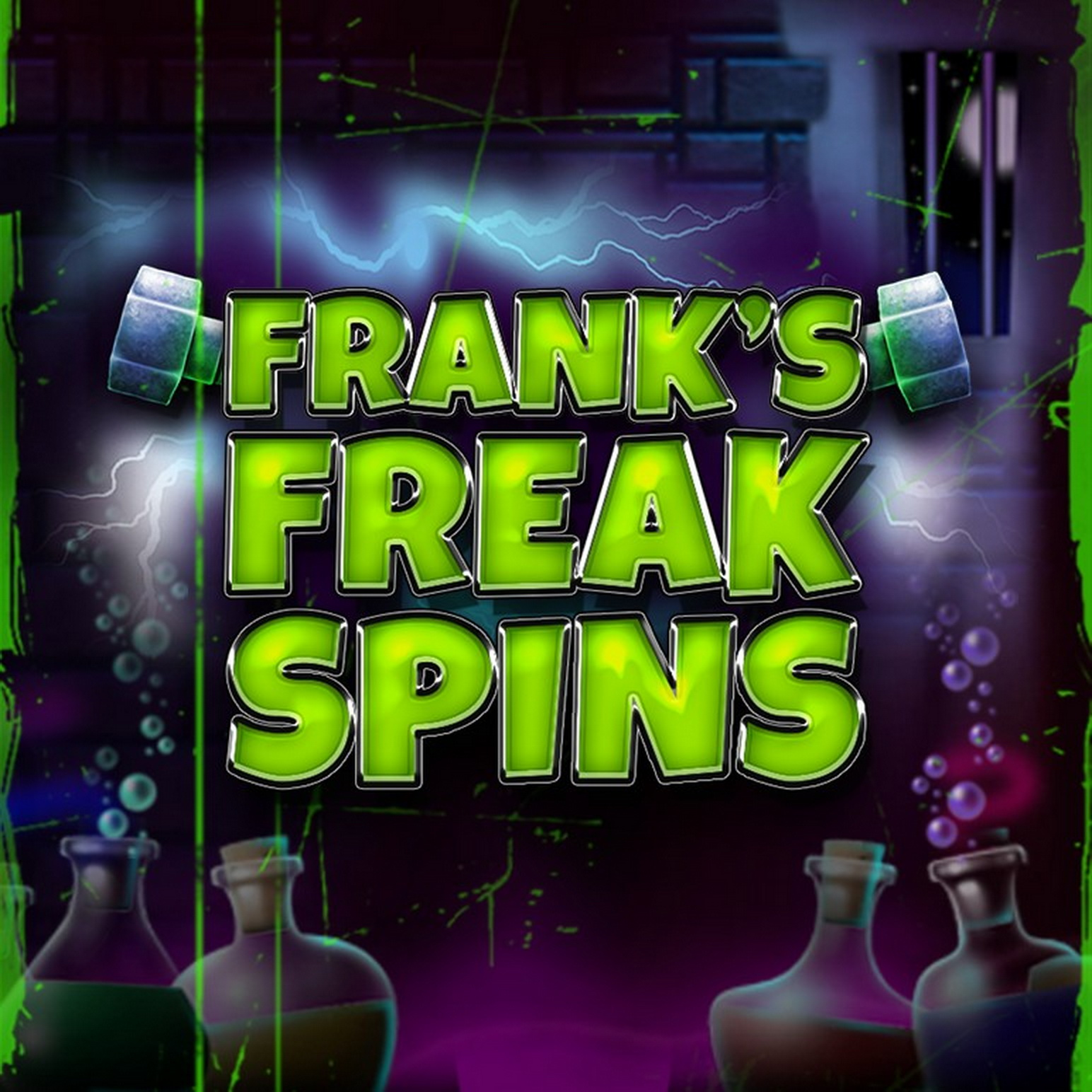 The Frank's Freak Spins Online Slot Demo Game by CORE Gaming