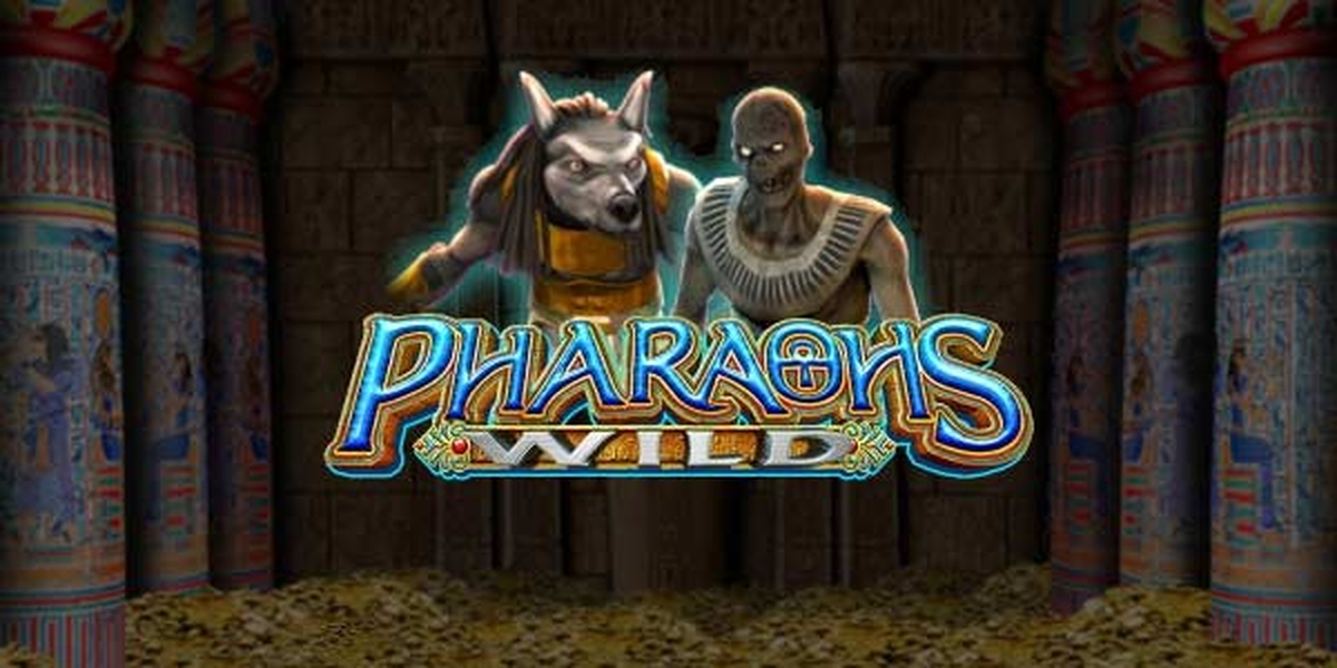 The Pharaohs Wild Online Slot Demo Game by CORE Gaming
