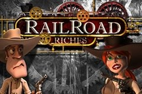 The Railroad Riches Online Slot Demo Game by CORE Gaming