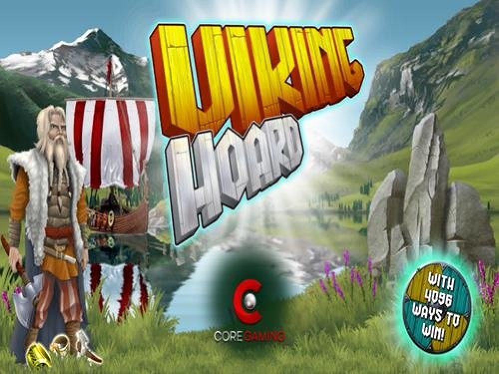 The Viking Hoard Online Slot Demo Game by CORE Gaming