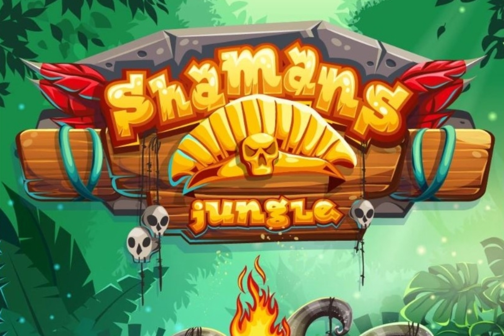 The Shaman's Jungle Online Slot Demo Game by Cubeia