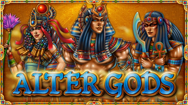 The Alter Gods Online Slot Demo Game by DLV