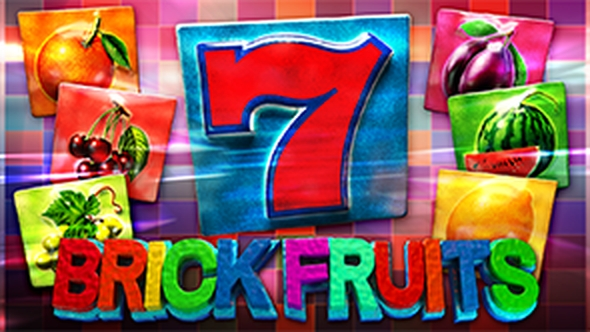 The Brick Fruits Online Slot Demo Game by DLV