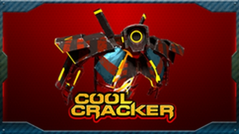 The Cool Cracker Online Slot Demo Game by DLV