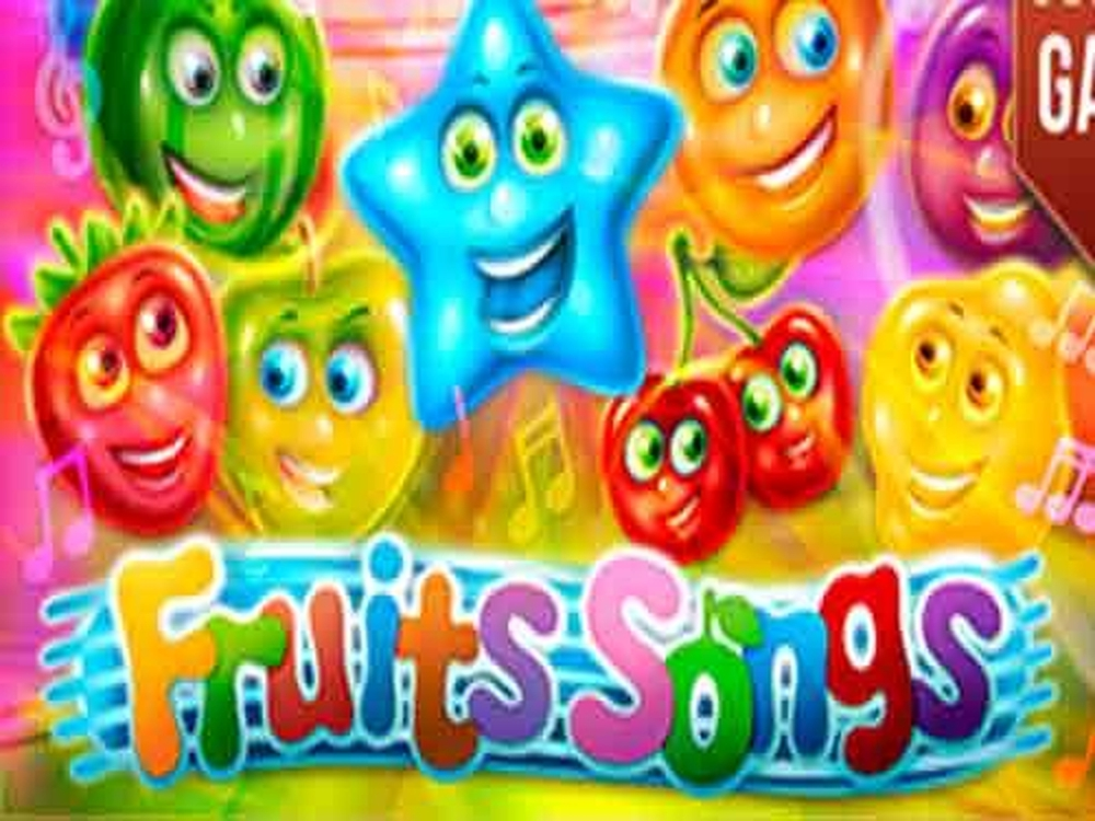 The Fruits Songs Online Slot Demo Game by DLV