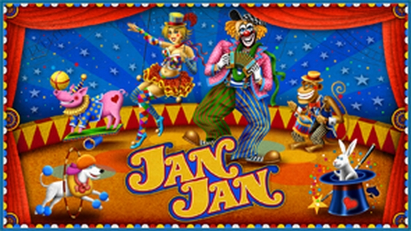 The JanJan Online Slot Demo Game by DLV