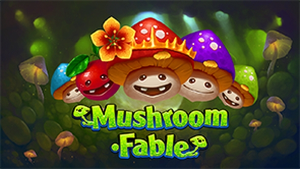 The Mushroom Fable Online Slot Demo Game by DLV