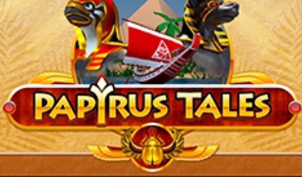 The Papyrus Tales Online Slot Demo Game by DLV