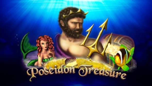 The Poseidon Treasure Online Slot Demo Game by DLV