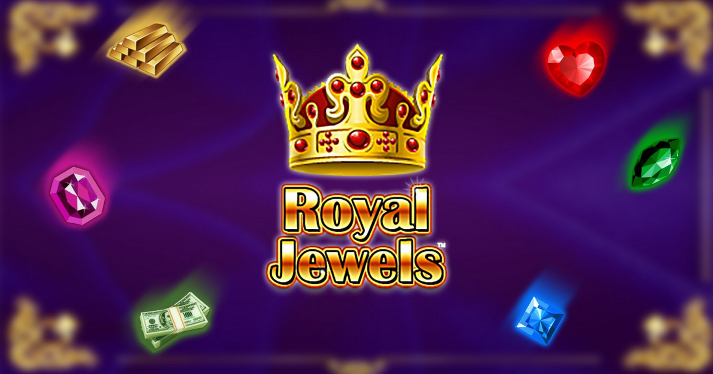 The Royal Jewels (DLV) Online Slot Demo Game by DLV