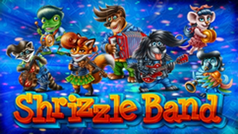 The Shrizzle Band Online Slot Demo Game by DLV