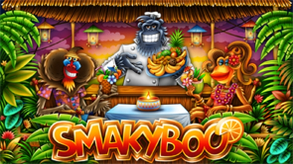 The SmakyBoo Online Slot Demo Game by DLV