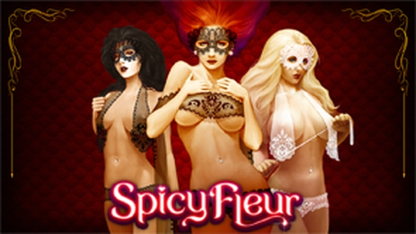 The Spicy Fleur Online Slot Demo Game by DLV