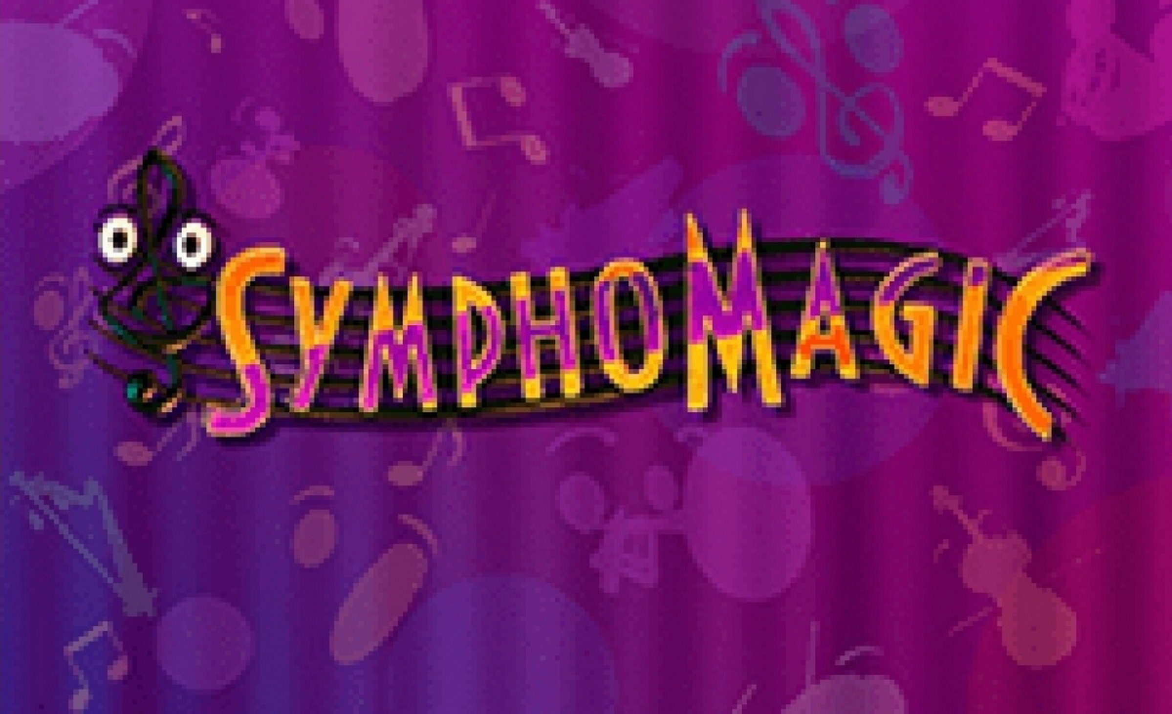 The Symphomagic Online Slot Demo Game by DLV