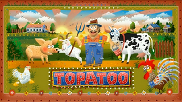 The Topatoo Online Slot Demo Game by DLV