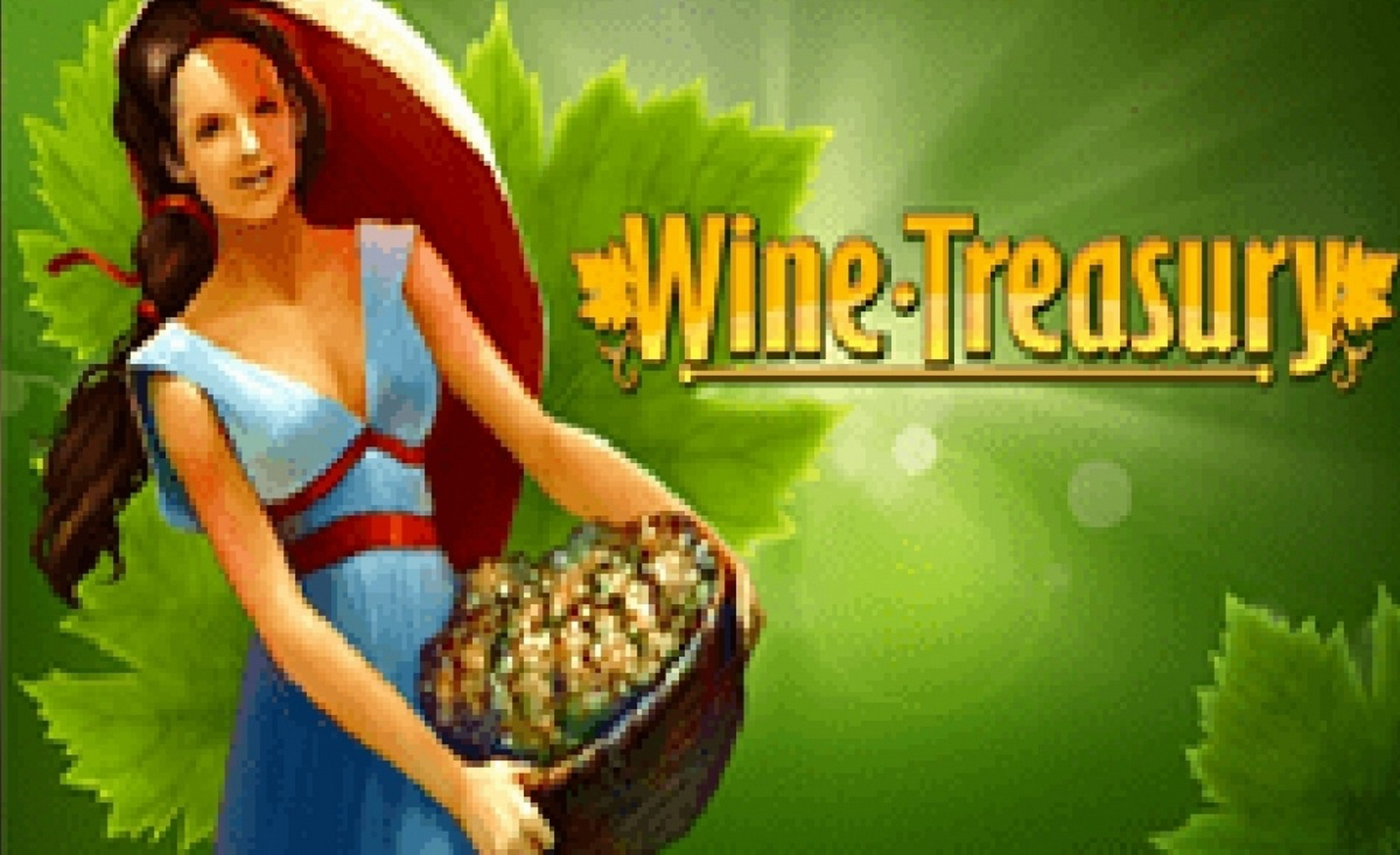 The Wine Treasury Online Slot Demo Game by DLV