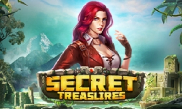 The Secret Treasures Online Slot Demo Game by Dream Tech
