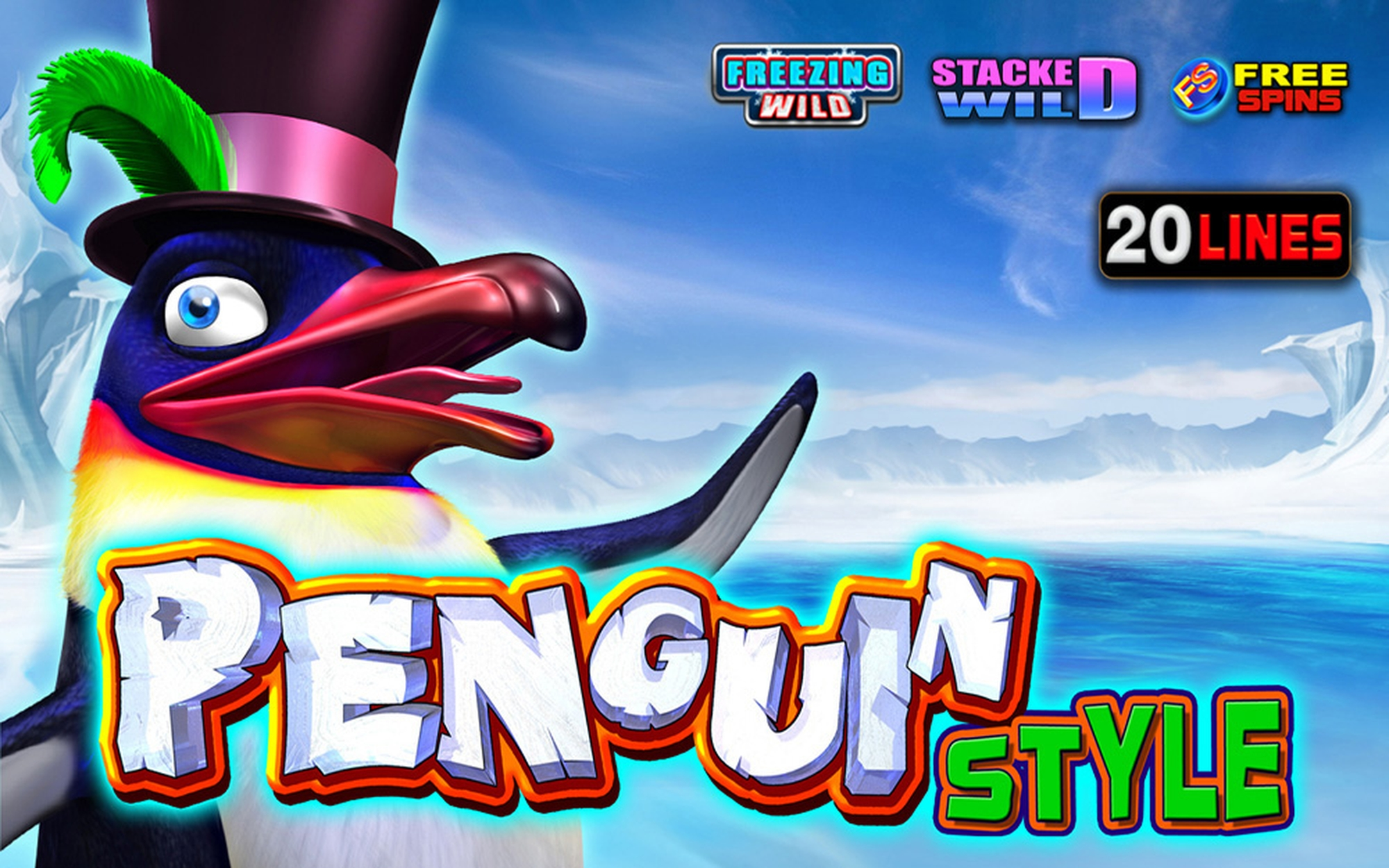 The Penguin Style Online Slot Demo Game by EGT