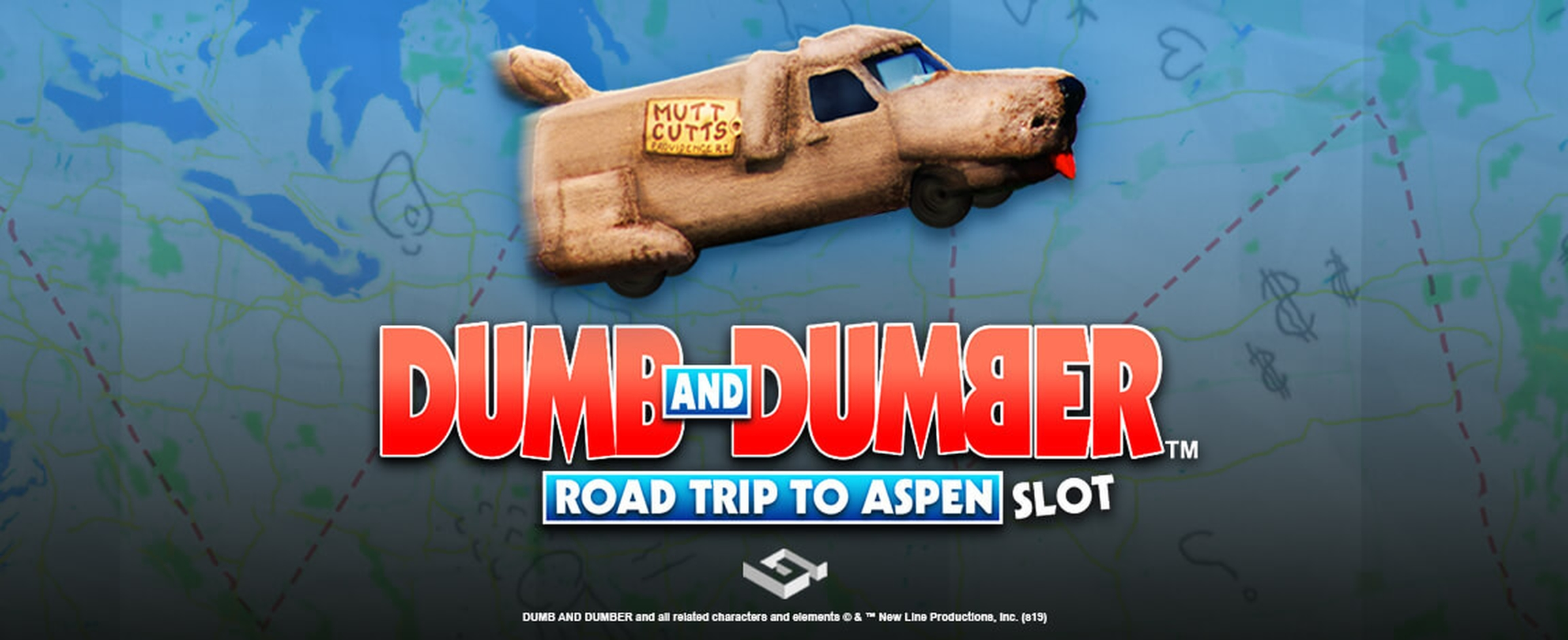 The Dumb and Dumber Online Slot Demo Game by Endemol Games