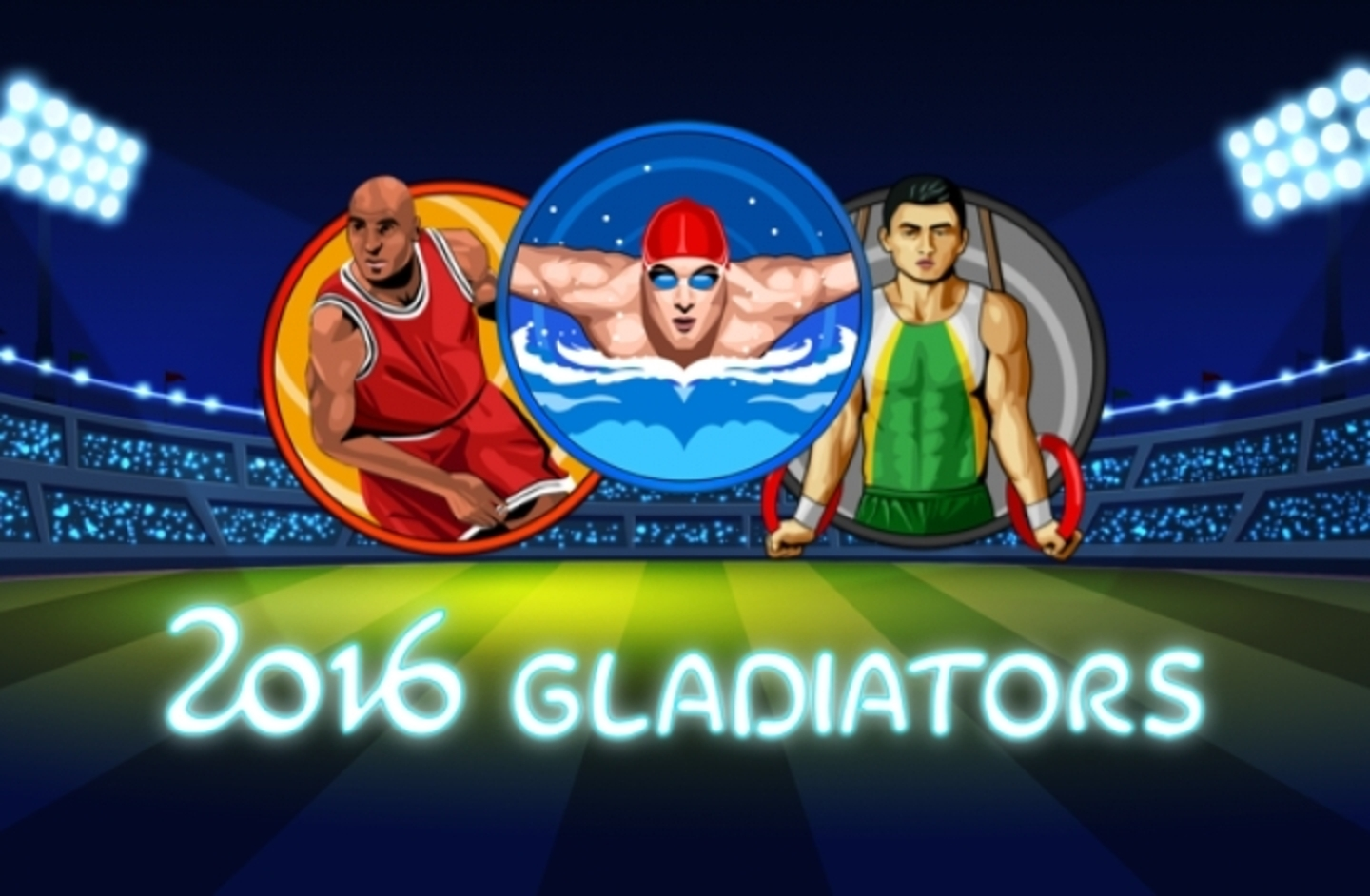The 2016 Gladiators Online Slot Demo Game by Endorphina