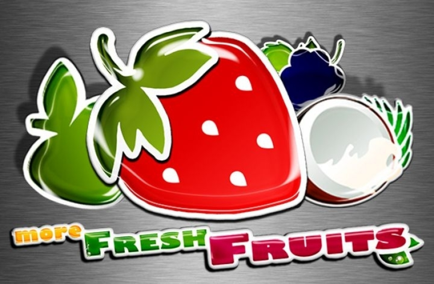 The More Fresh Fruits Online Slot Demo Game by Endorphina