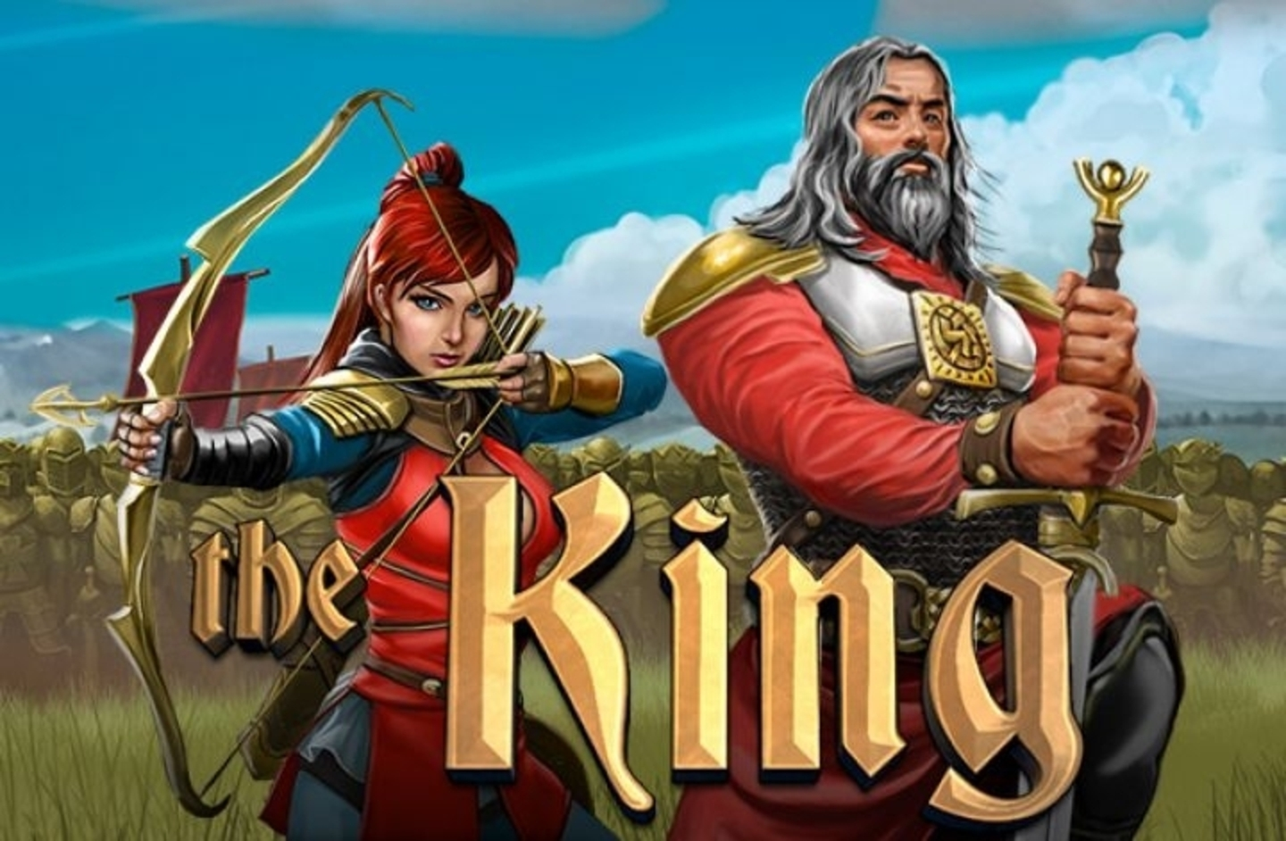 The The King (Endorphina) Online Slot Demo Game by Endorphina
