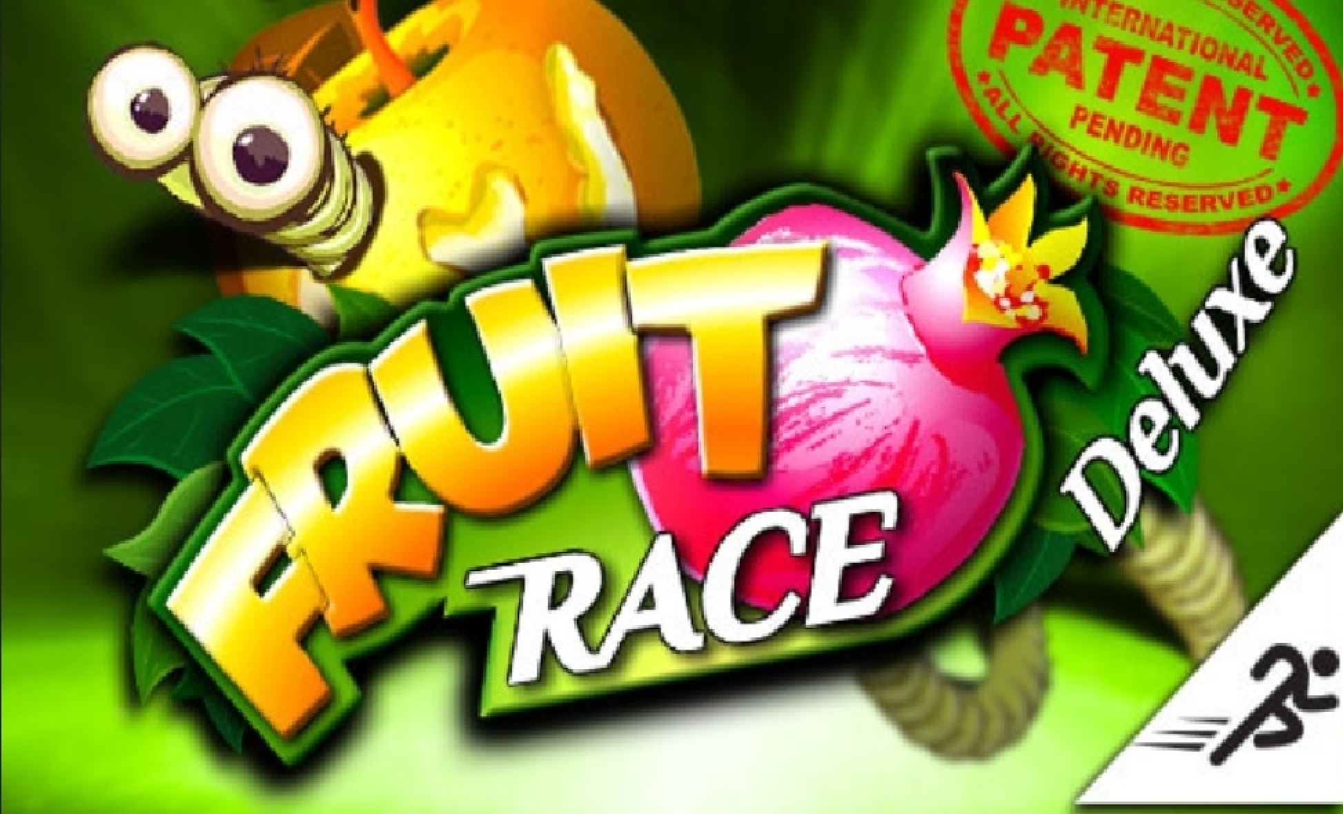 The Fruit Race Deluxe Online Slot Demo Game by Espresso Games