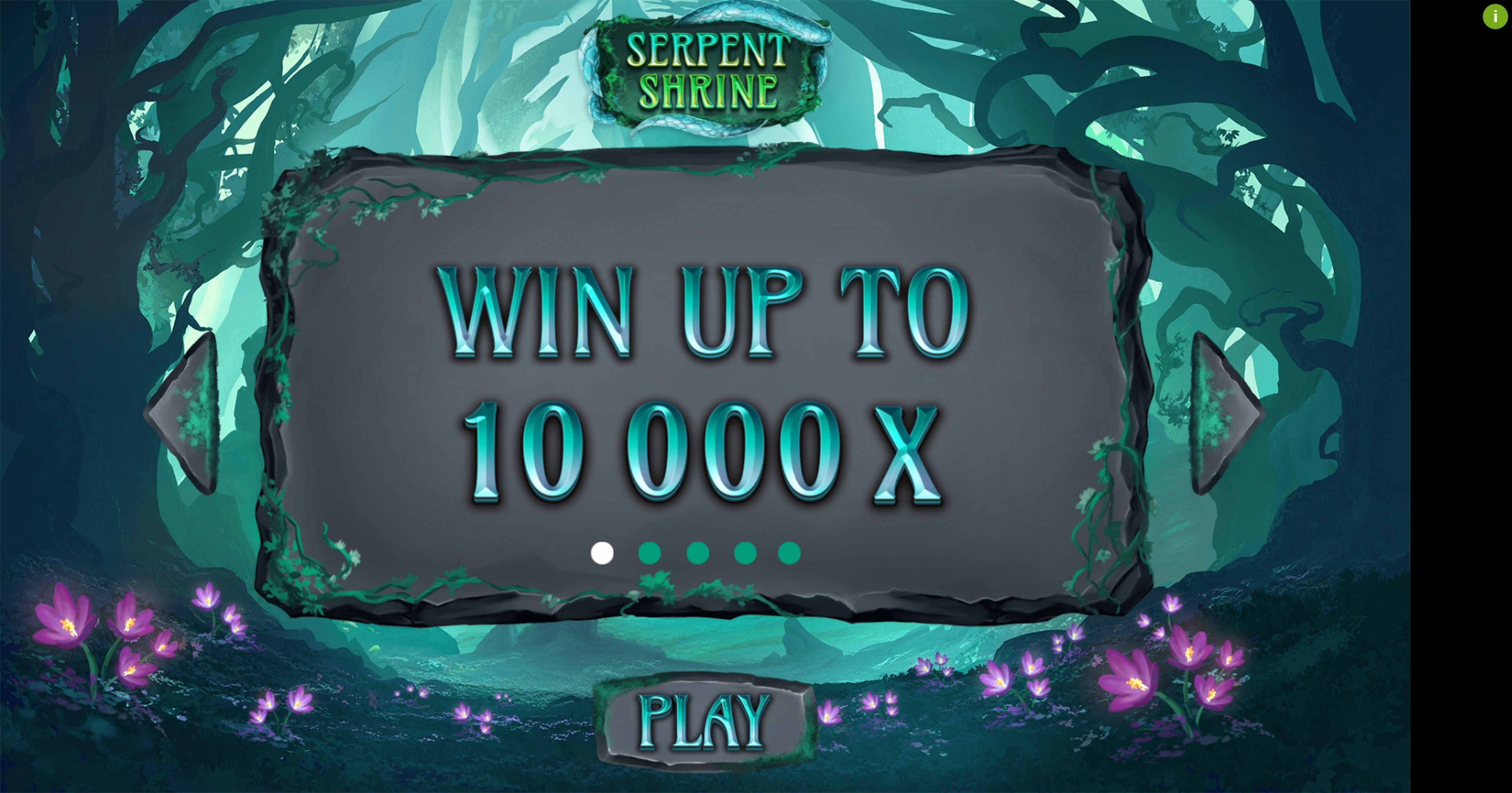 Play Serpent Shrine Free Casino Slot Game by Fantasma Games