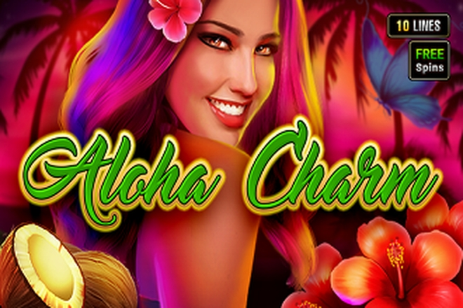 The Aloha Charm Online Slot Demo Game by Fazi Gaming