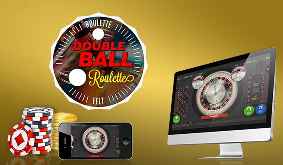 The Double Ball Roulette (Felt Gaming) Online Slot Demo Game by Felt