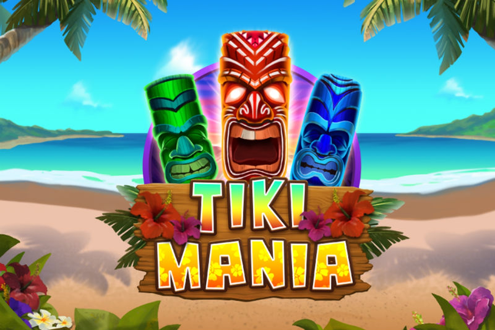 The Tiki Mania Online Slot Demo Game by Fortune Factory Studios