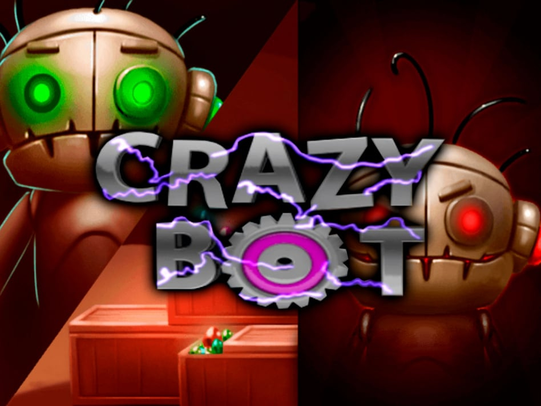 The Crazy Bot Online Slot Demo Game by Fugaso