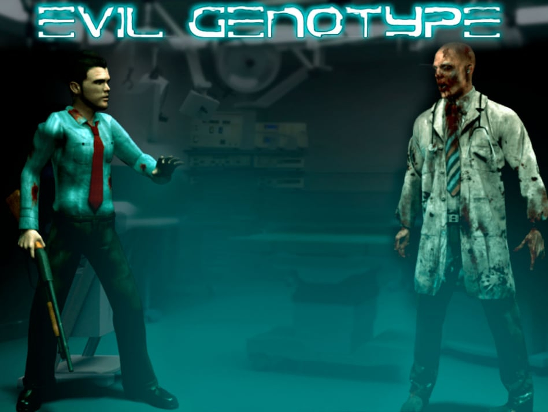 The Evil Genotype Online Slot Demo Game by Fugaso