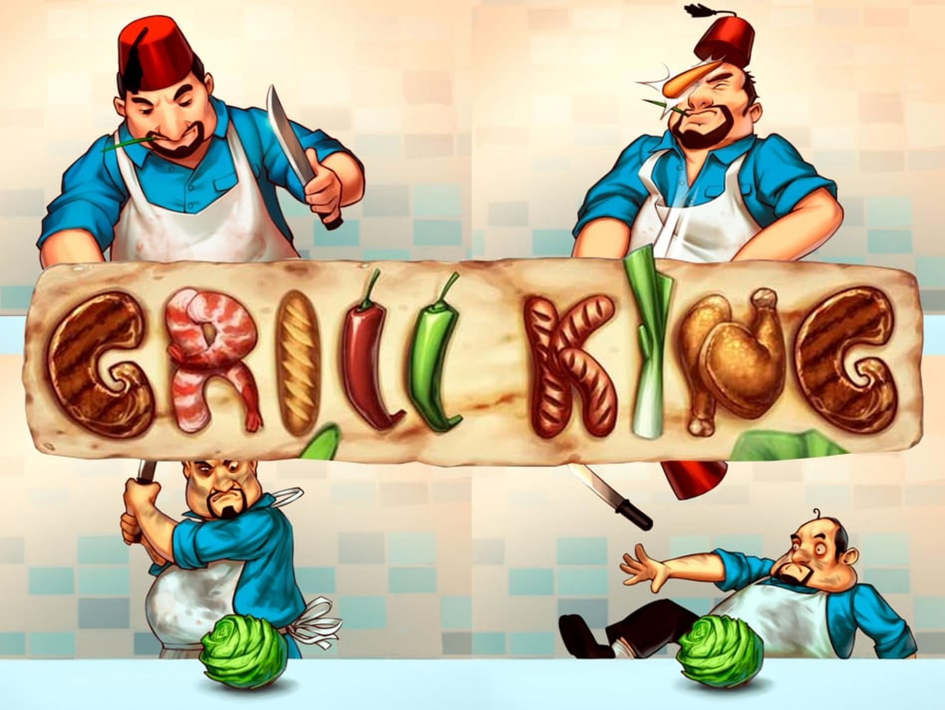 The Grill King Online Slot Demo Game by Fugaso