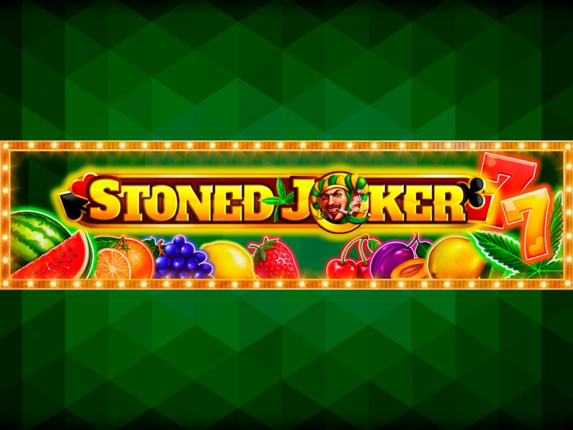 The Stoned Joker 40 Online Slot Demo Game by Fugaso