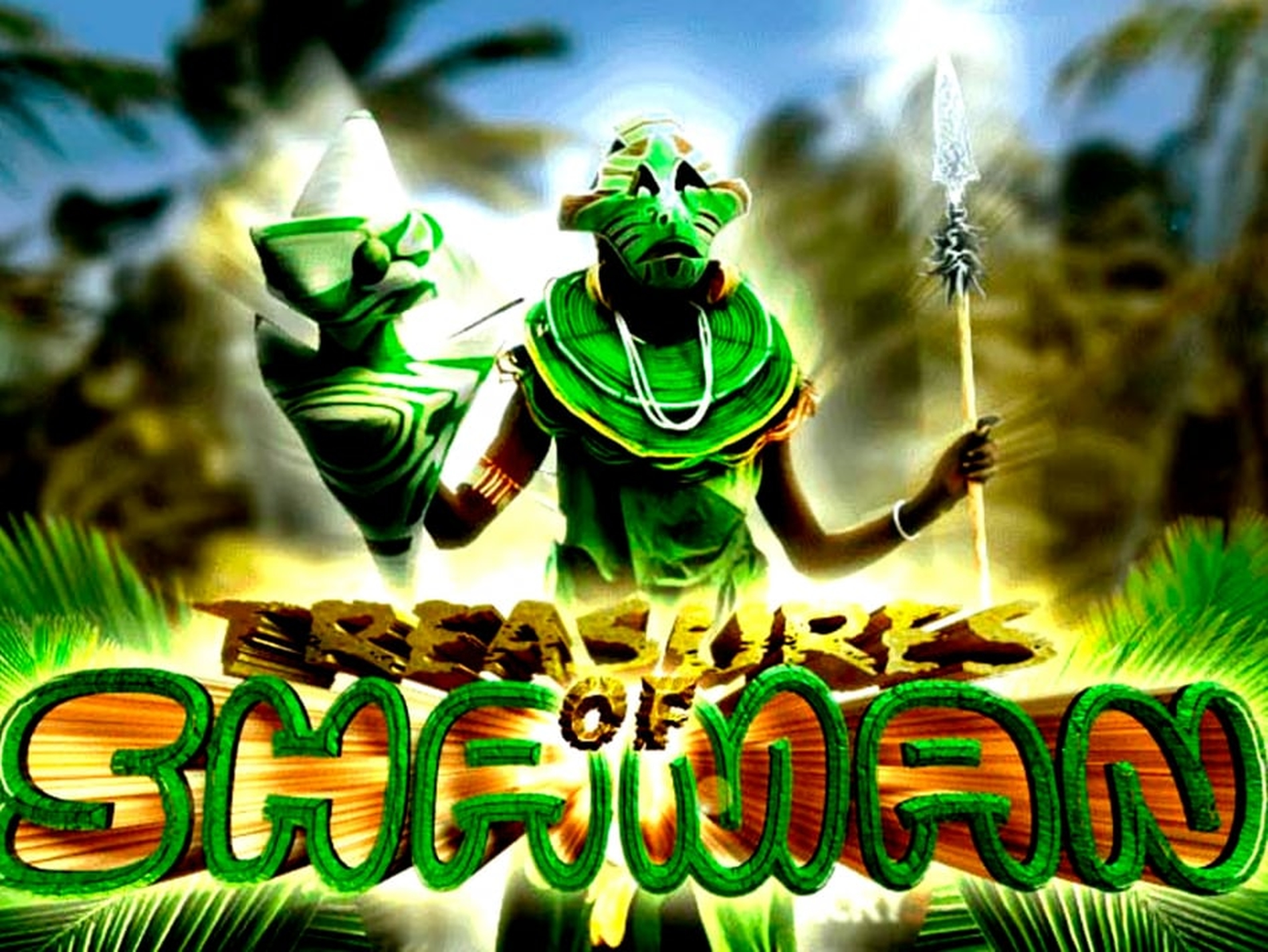 The Treasure Of Shaman Online Slot Demo Game by Fugaso