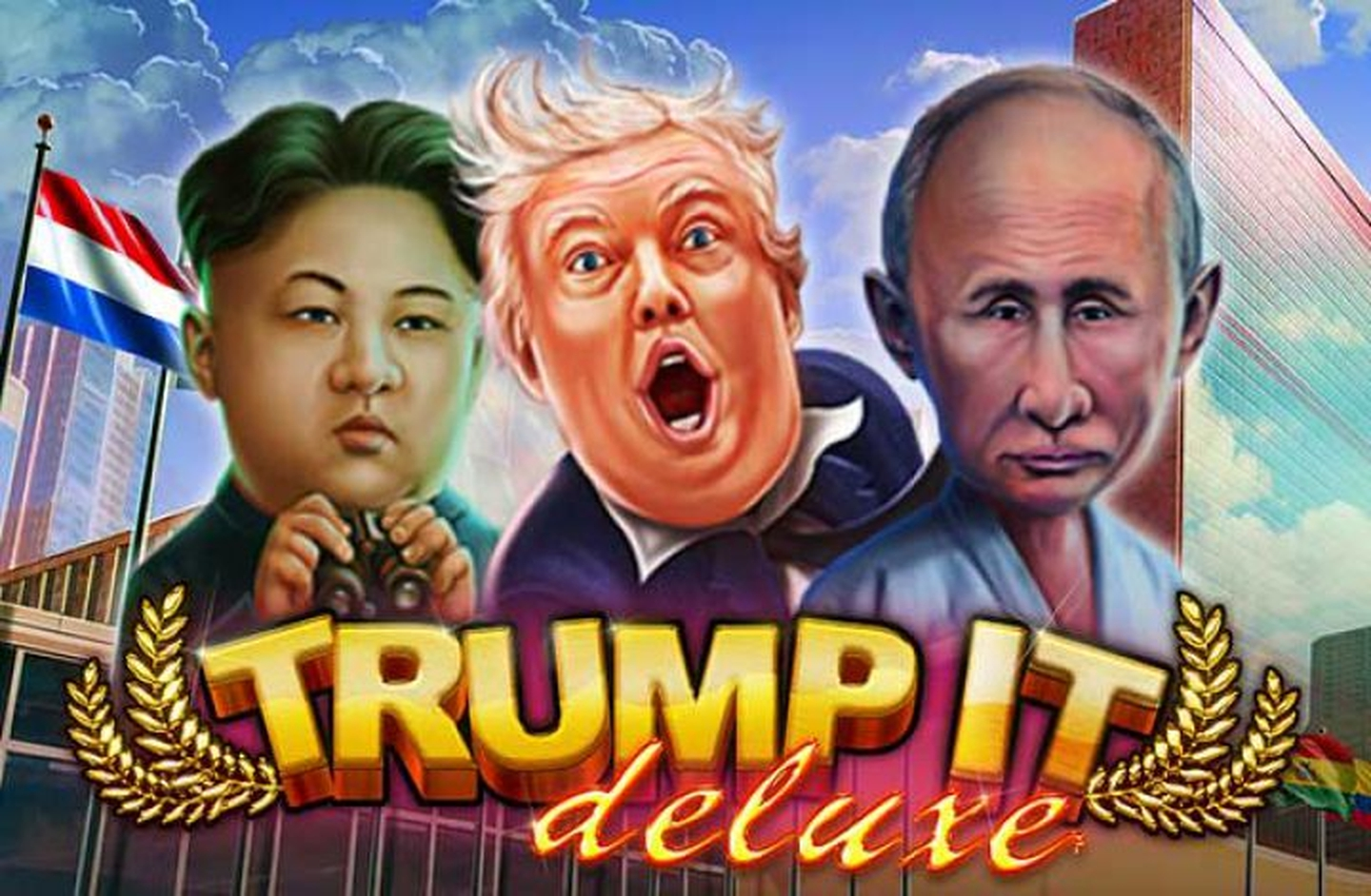The Trump It Online Slot Demo Game by Fugaso