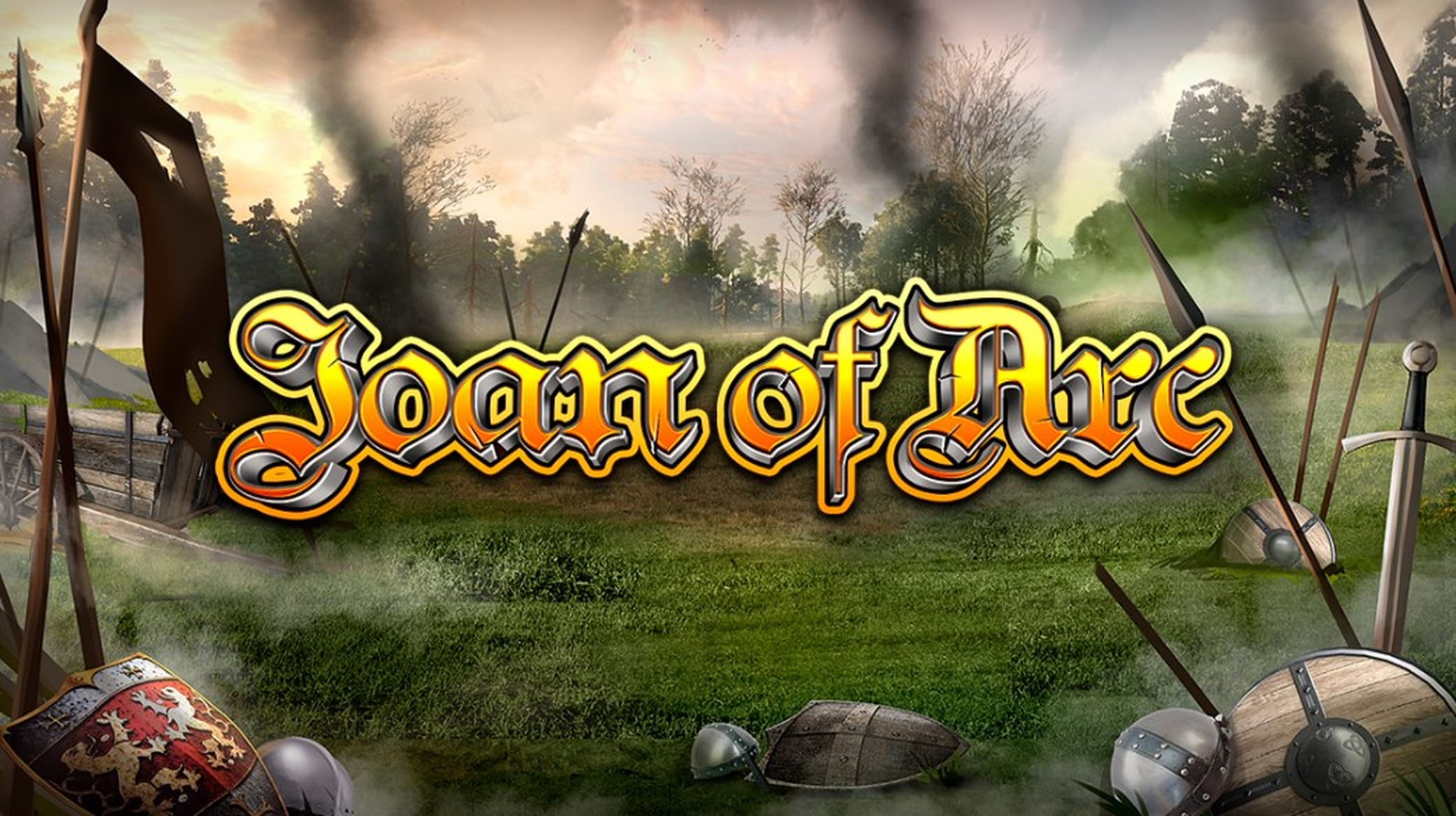 The Joan of Arc (GameArt) Online Slot Demo Game by GameArt