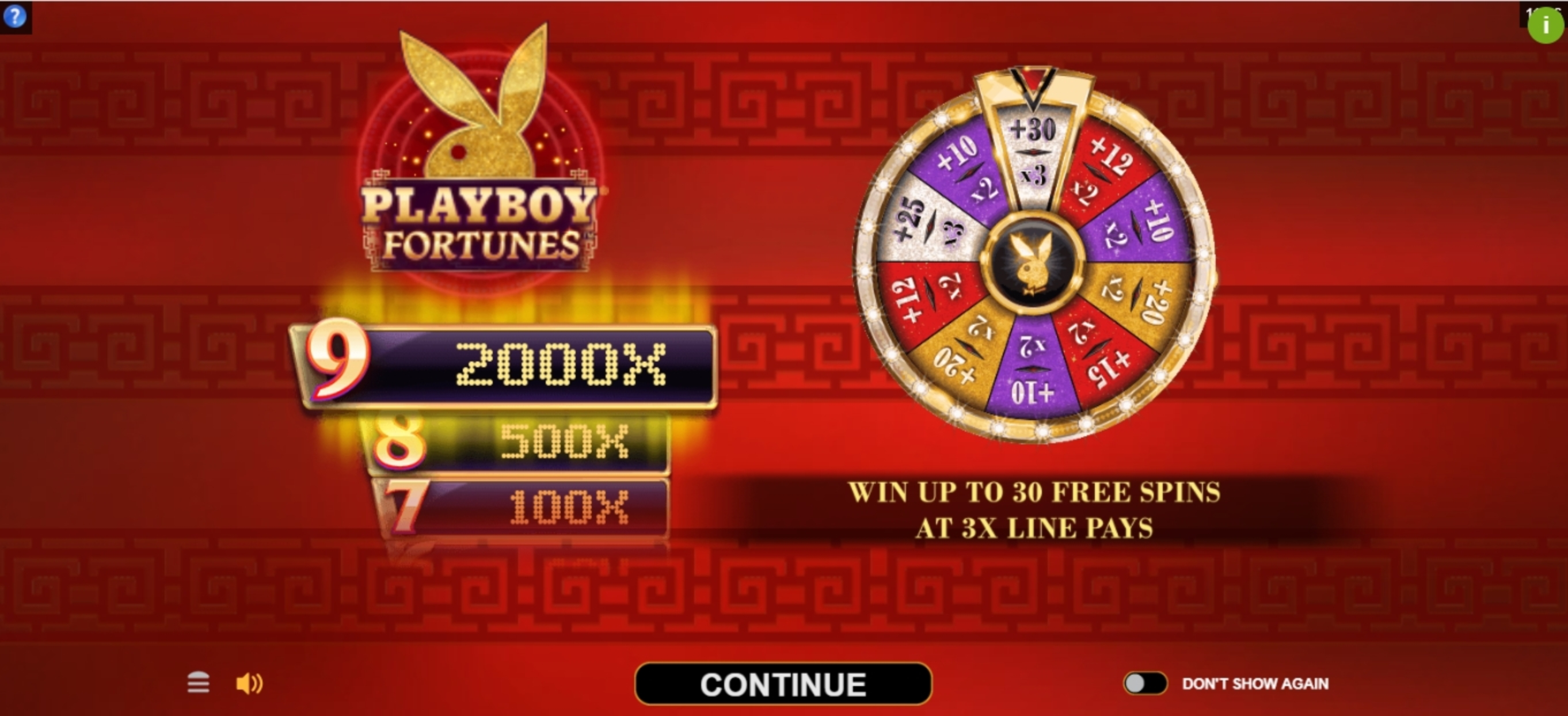 Play Playboy Fortunes Free Casino Slot Game by Gameburger Studios