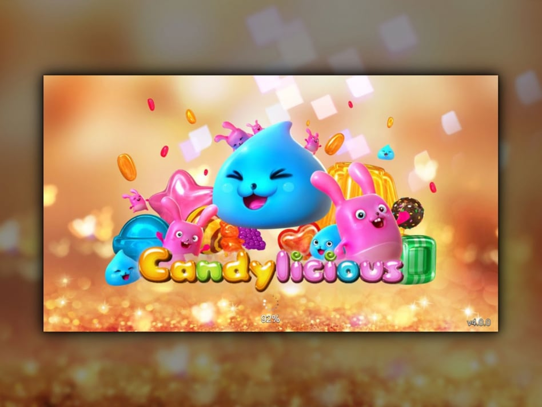The Candylicious Online Slot Demo Game by Gameplay Interactive