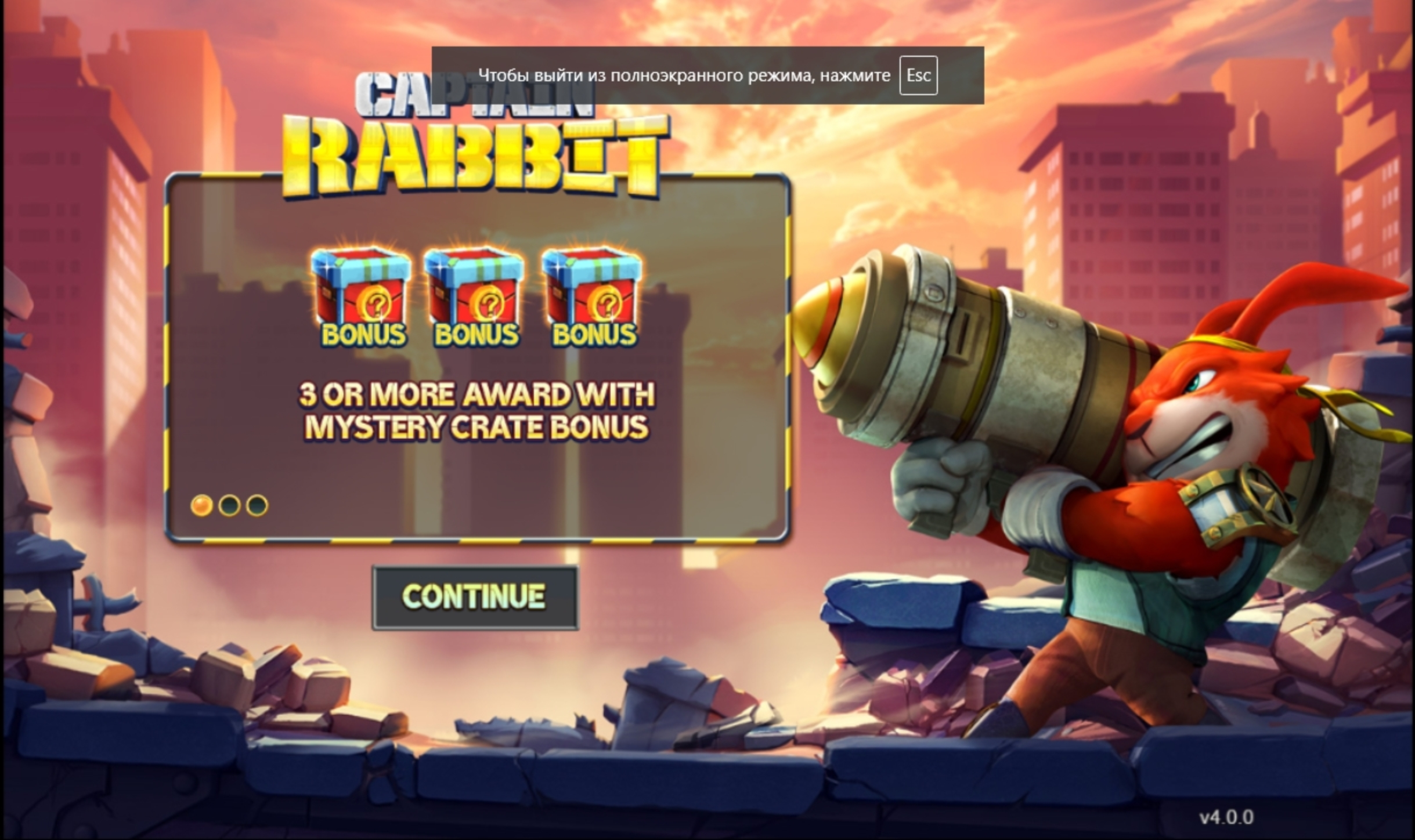 Play Captain Rabbit Free Casino Slot Game by Gameplay Interactive