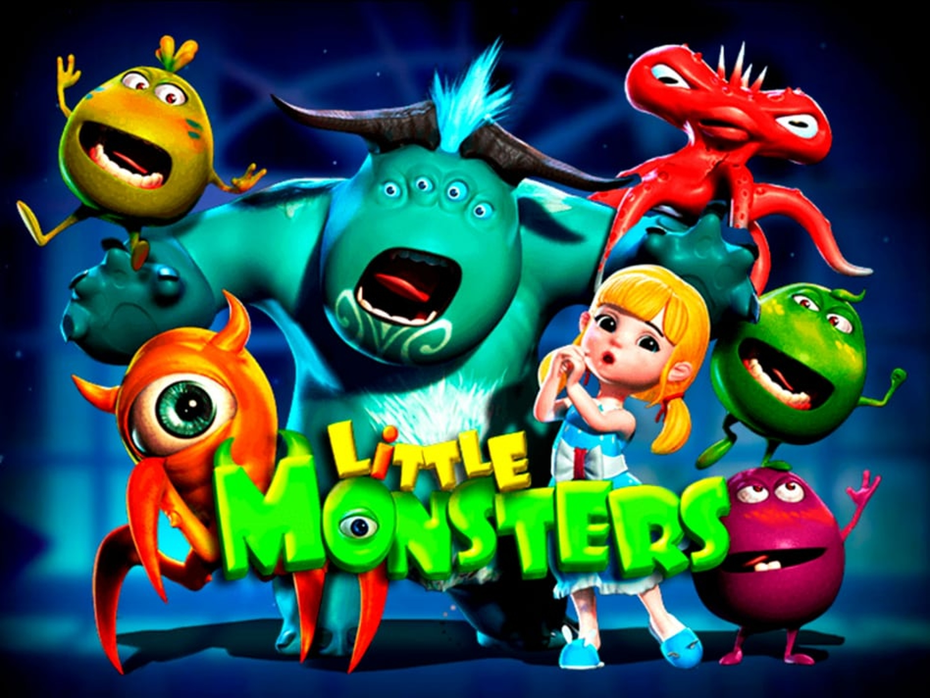 The Little Monsters Online Slot Demo Game by Gameplay Interactive
