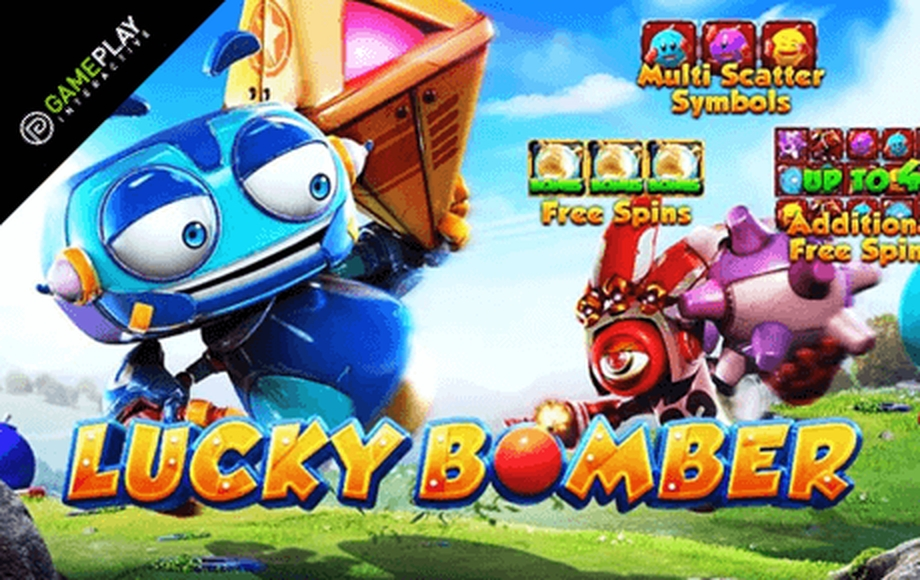The Lucky Bomber Online Slot Demo Game by Gameplay Interactive